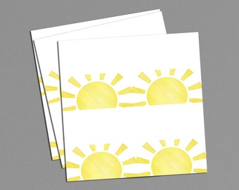 Sunshine Food Tent Printable File, You are my Sunshine Baby Shower Blank Place Cards Instant Download, Sun Tags, Label, Our Little Sunshine