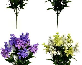 50cm 12 Stem Hyacinth Bouquet