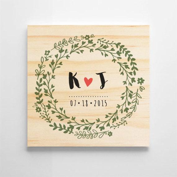 Personalized Wedding Gift. Custom Wedding Sign. Wooden Wedding Sign ...