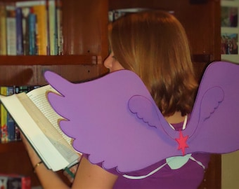 My Little Pony Adult Twilight Sparkle Wings with or without ears