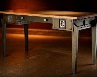 Steampunk Desk Etsy