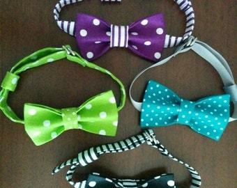 Newborn to Toddler Bow Ties