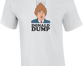 Donald Dump - Anti-Donald Trump T-Shirt