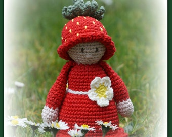 Crochet Strawberry people