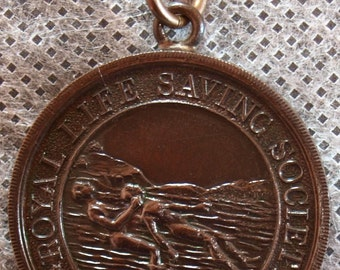 Royal Life Saving Medal - 1926