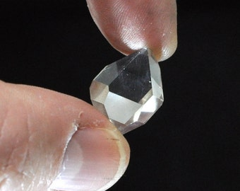 Herkimer diamond, approx 18 carat, double Ender, rock crystal, healing stone