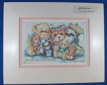 Jody Bergsma Home Sweet Home Hugs Here Limited Edition Copy