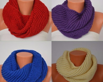 Hand Knitted Tippets