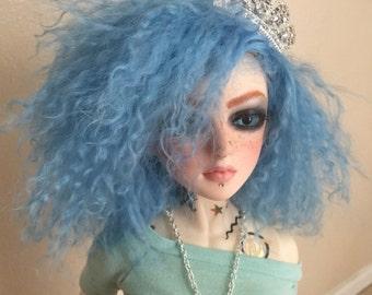 Light blue SD Wig