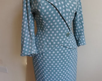 50's Dress Do the Polka