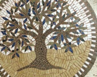 Olive Tree Mozaic