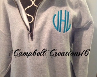 "Shop ""monogramed pullover"" in Men's Clothing"