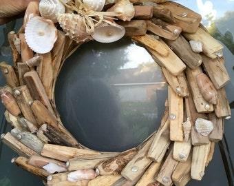 Handmade Gulf Coast Nautical All Season Driftwood