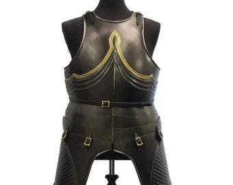 Larp Armour Decorative Medieval Gothic Cuirass