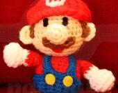 Mario - Mario Bros. - 12cm amigurumi