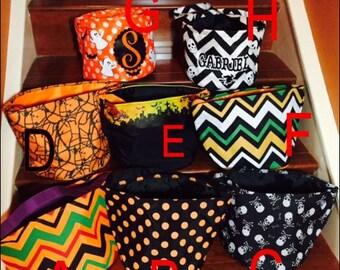 HALLOWEEN Baskets !! With Free Monogram !!