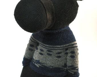 Bear Sock Animal Toy