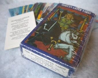 Vintage Tarot Cards - Morgan Greer (1979)