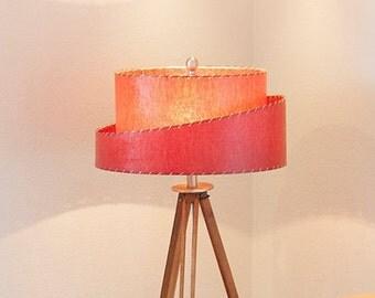 Mid  Century Modern Style Fiberglass Lamp Shade 2T-82.4