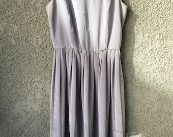 Silver Leslie fay dress