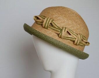Small Women's Straw Hat