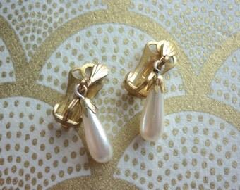 1930s Pendant Pearls
