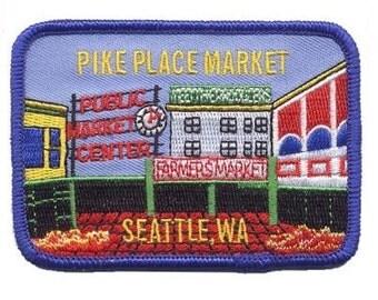 Pike Place Patch - Seattle, Washington