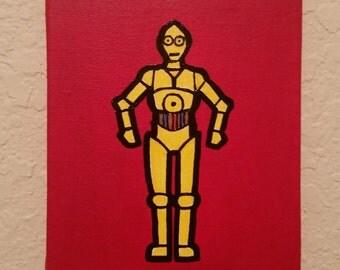 Droids - C-3PO