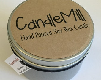 Caramel Praline 8 Oz. Candle Tin