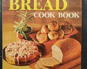 BHG Homemade Bread Cook Book 1973