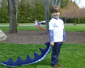 Wäkkii Dinosaur Tail Blue