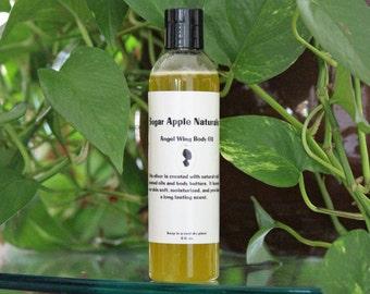 Sugar Apple Naturals Angel Wing Body Oil