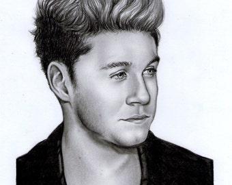 Niall Horan Print