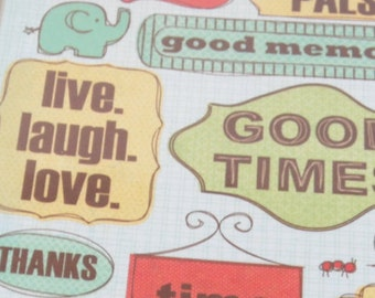 Passport Cover Quote, Good Times Passport  Sleeve, Case, Holder