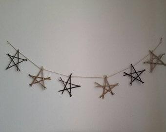 Twig Star Banner
