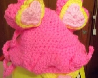 Chibi Chibi Sailor Moon Crochet Hat