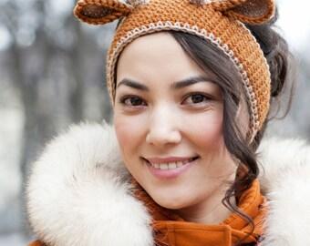 Deer | Headbend  | Ear warmer