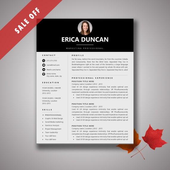 resume template cv template cover letter paper letter