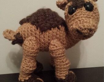 Camel Crochet pattern