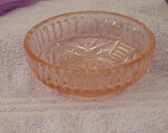 Small Pink Dish