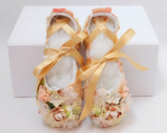 Spring-Time Fairy Shoes