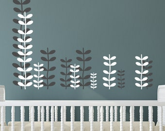 Seaweed - Vinyl Wall Sticker