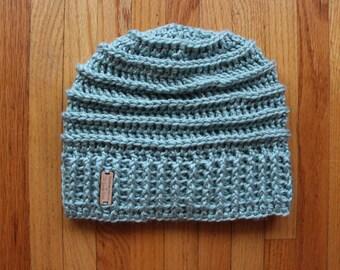 seafoam | slouch hat