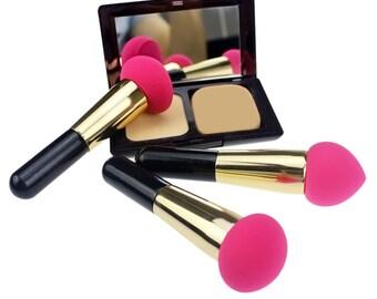 Makeup Sponge Brush , Beauty Sponge , Cheap Face Sponges , Makeup Applicator , Cheap Cosmetics