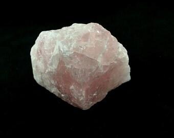 Rose Quartz 3 lbs. Raw Natural Crystal Cluster
