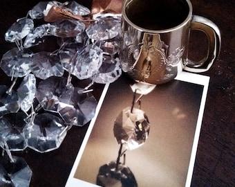 Small mug silver plated