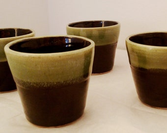 Espresso Cups (European Style) x 4