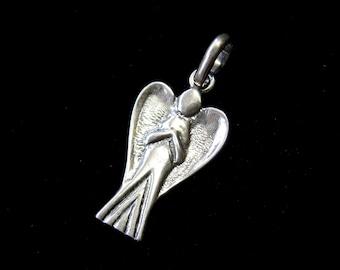 Angel dear guardian angel Sterling Silver 925 jewellery charms