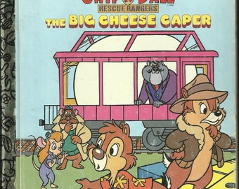 Disney's Chip N Dale The Big Cheese Caper