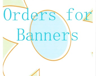 Custom Made Banners
